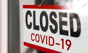Closing Your Business Due to Coronavirus