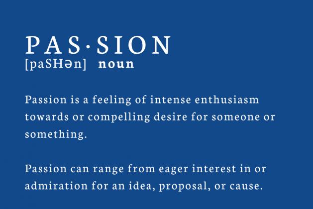 Pursuing Your Passion